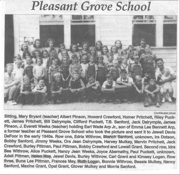 Pleasant Grove School